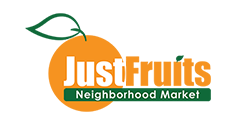 Just Fruits Grocer Logo